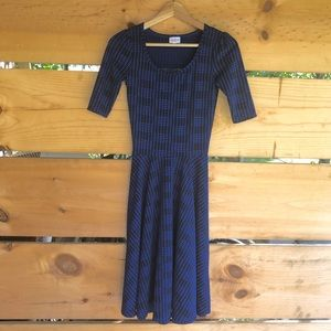 Lularoe Nicole dress xxs
